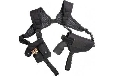 Кобура наплечная для револьверов Dan Wesson черная (артикул 16494)