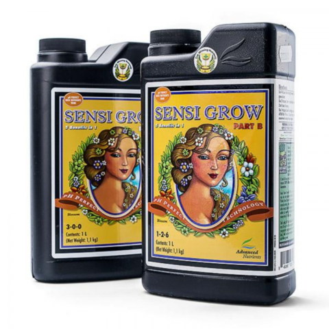 Удобрение Advanced Nutrients Sensi Grow A+B 1 л