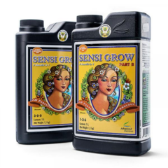 Удобрение Advanced Nutrients Sensi Grow A+B 1 л