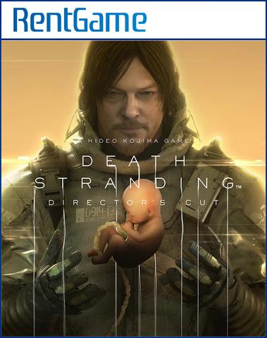 DEATH STRANDING DIRECTOR'S CUT PS5