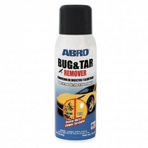 ABRO Очиститель битума и насекомых ВТ-422 (340г)
