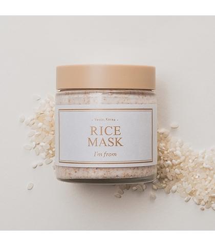 Очищающая маска с рисом, 110 г / I'm From Rice Mask