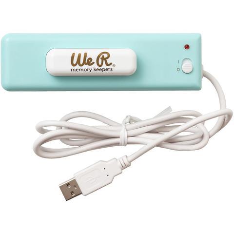 Инструмент для обработки края лент с USB проводом -Ribbon Cutter от We R Memory Keepers
