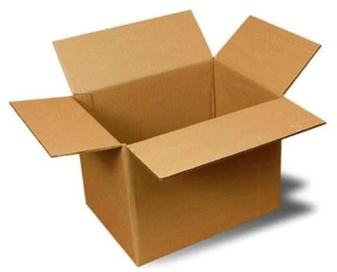 Картонная коробка 600х400х400 гофротара