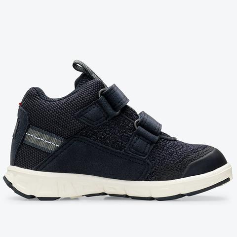 Детские ботинки Viking Rindal Mid GTX Navy/Grey