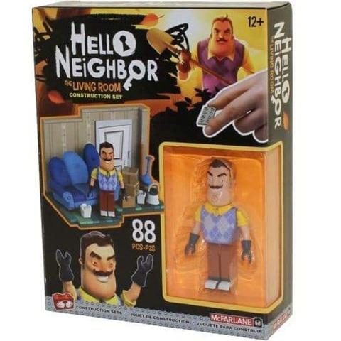 Привет, Сосед: Набор Гостиная с фигуркой Соседа