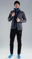 Элитный утеплённый лыжный костюм Nordski Elite Grey-Black мужской 2019
