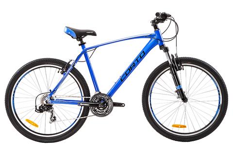 велосипед Corto ARK 2020 синий