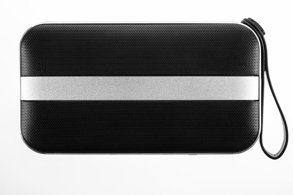 Influence Bluetooth Speaker with 4000 mAh power bank
