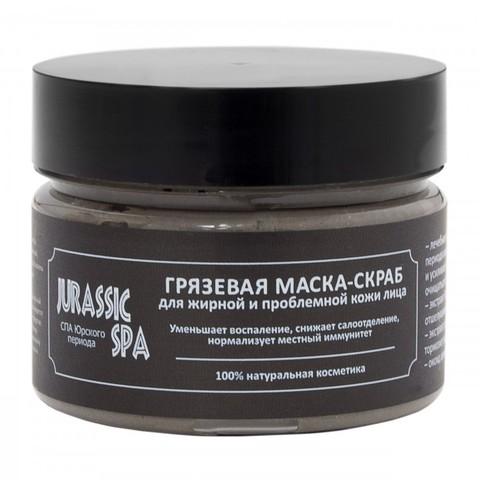 JS Маска-скраб для жирной и проблемной кожи лица 100мл