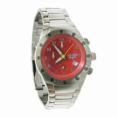 Часы-хронограф 'Top Gun® Tri Watch' Red Face