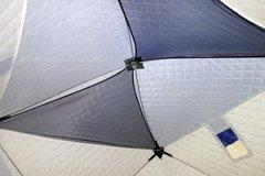 Зимняя палатка куб Пингвин Призма Премиум Термолайт трехслойная