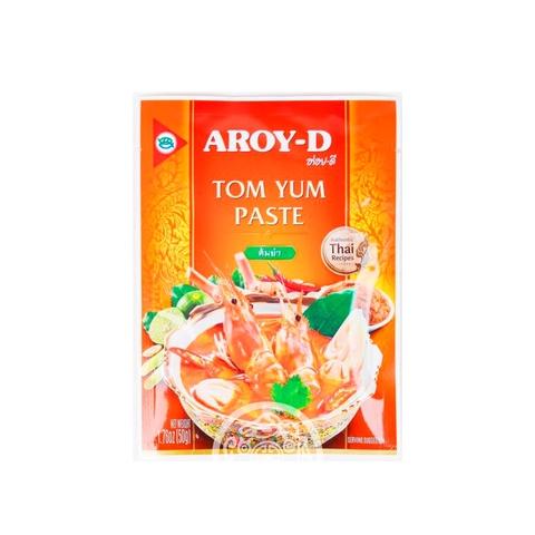 Паста для приготовления супа Том Ям AROY-D 50г Тайланд