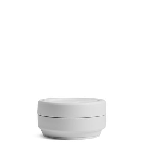 Стакан складной силиконовый Stojo Pocket Cup Cashmere, 12 oz / 355 мл