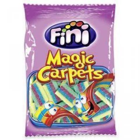 Жевательный мармелад Fini Magic carpets со вкусом тутти-фрутти 100 гр