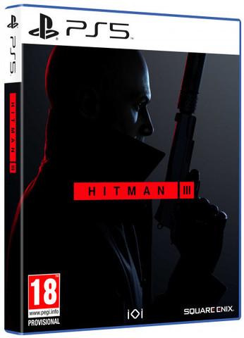 HITMAN 3 (PS5, русская документация)