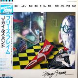 The J. Geils Band / Freeze Frame (LP)