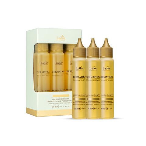 Lador Dermatical Active Ampoule пептидные ампулы против выпадения волос