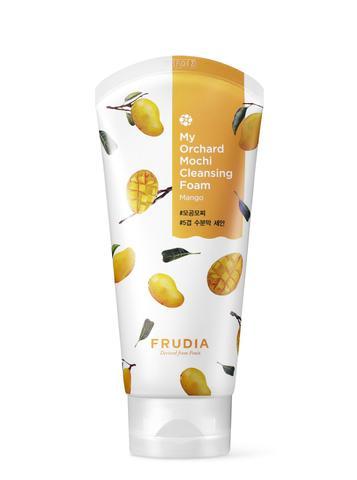 FRUDIA Пенка-моти очищающая с манго My Orchard Mango Mochi Cleansing Foam 120 мл.