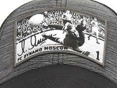Бейсболка ФК Динамо Москва (подростковая)