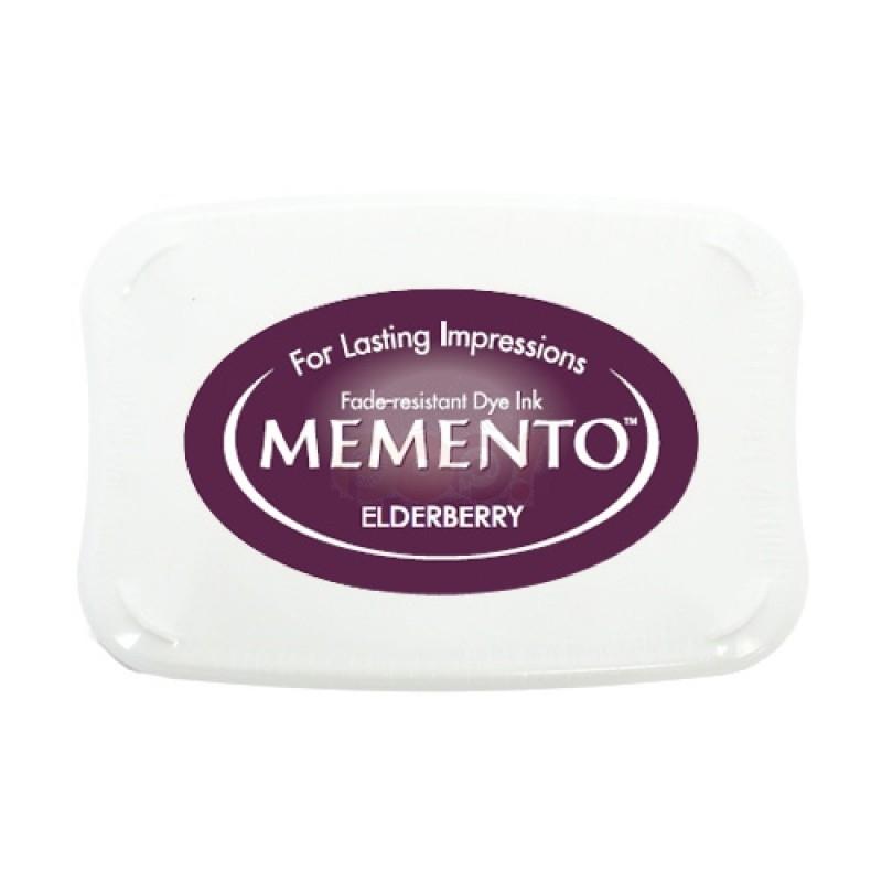 Штемпельная подушечка MEMENTO - ELDERBERRY