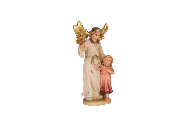 Ангел-хранитель с девочкой