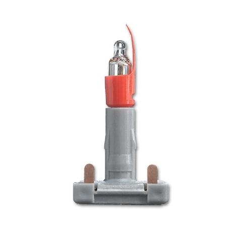 Лампа подсветки тлеющего разряда для выключателей, 230 В, 0.4 мА. Цвет Естественный. ABB (АББ). 1784-0-0545