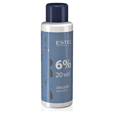 6% Оксигент - Estel De Luxe 60 мл