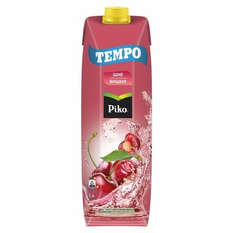 Напиток PIKO Tempo Вишня 1 л т/п
