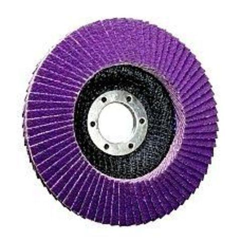 3М Лепестковый круг Cubitron II абразивный фибровый Р60 115мм х 22мм  33471
