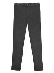 GPT004318 Брюки женские, серый меланж