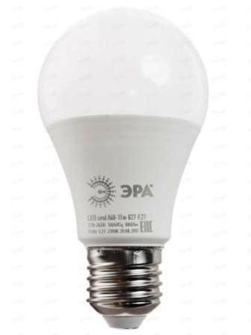 ЭРА LED smd A60-13w-840-E27 (10/100/1200)