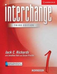 Interchange Third Edition Level 1 Workbook