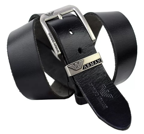 Мужской ремень Armani 4018