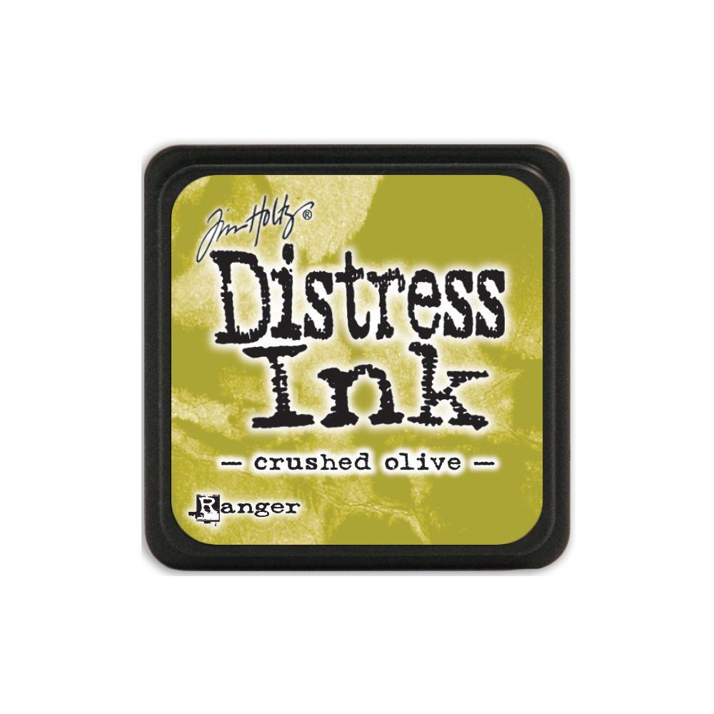 Подушечка Distress Ink Ranger - Crushed Olive