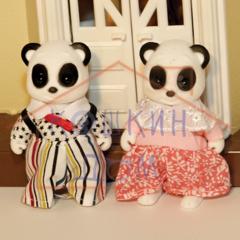 Парочка Панд Happy family 012-10С