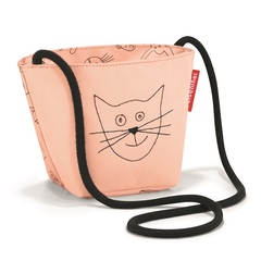 Сумка детская Minibag Cats and dogs rose Reisenthel