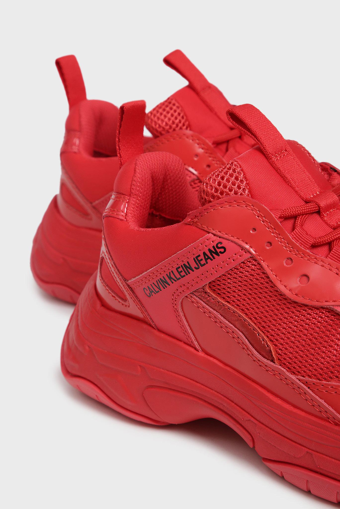 Женские красные кроссовки MAYA Calvin Klein