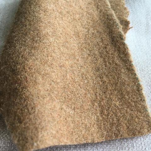 пальтовая ткань кэмэл