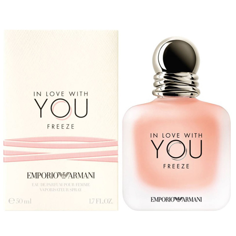 Giorgio Armani: In Love With You Freeze женская парфюмерная вода edp, 15мл/50мл