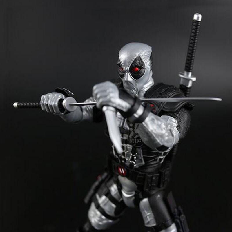 Фигурка Дэдпул Уэйд Уилсон — Deadpool Marvel 10