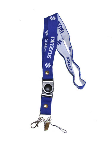 Шнурок на шею для ключей Suzuki