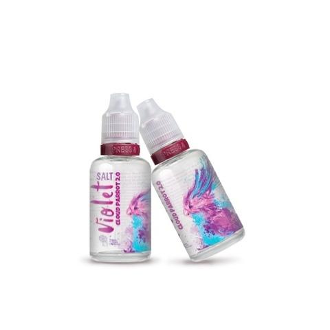 Жидкость Cloud Parrot Salt 30 мл Violet