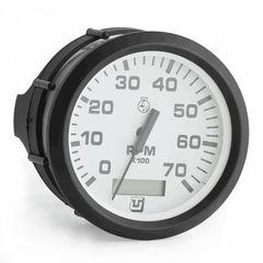 Тахометр со счетчиком часов для ПЛМ (UW)