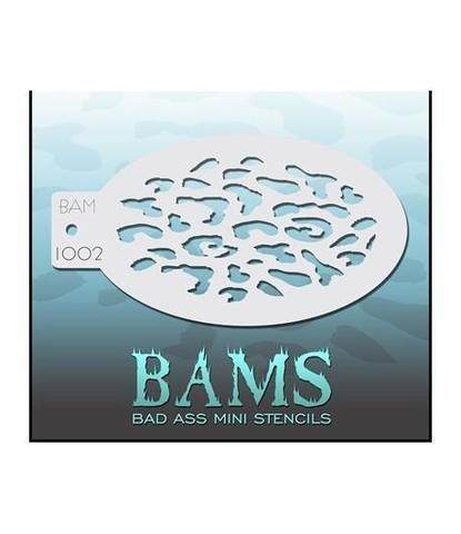 Трафарет BAMS 1002
