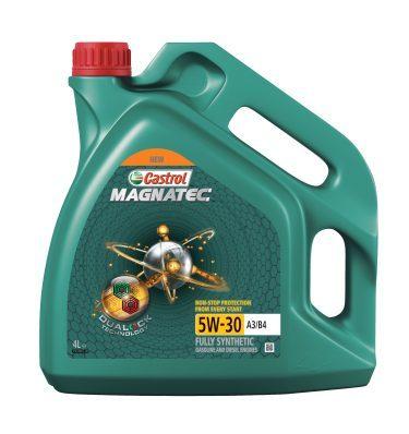 Castrol Magnatec 5W30 A3/B4 Cинтетическое моторное масло