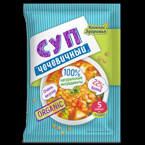 Суп Чечевичный, 30 гр. (Компас Здоровья)