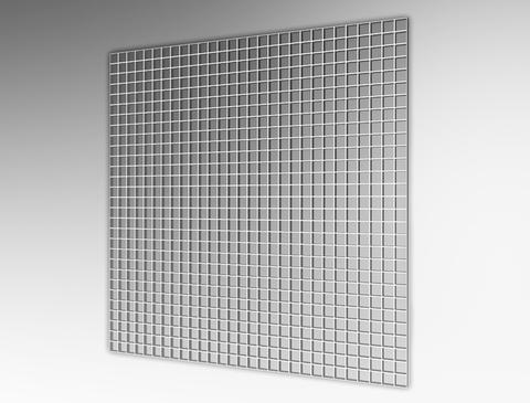 Решетка Сота 600х600 мм ВанВент