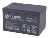 Аккумулятор для ИБП B.B.Bаttery BP12-12 (12V 12Ah / 12В 12Ач) - фотография