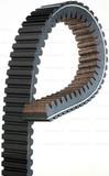Ремень вариатора GATES G-FORCE 49G4313  1124 мм х 38 мм (BRP SKI-DOO, LYNX 417300189)